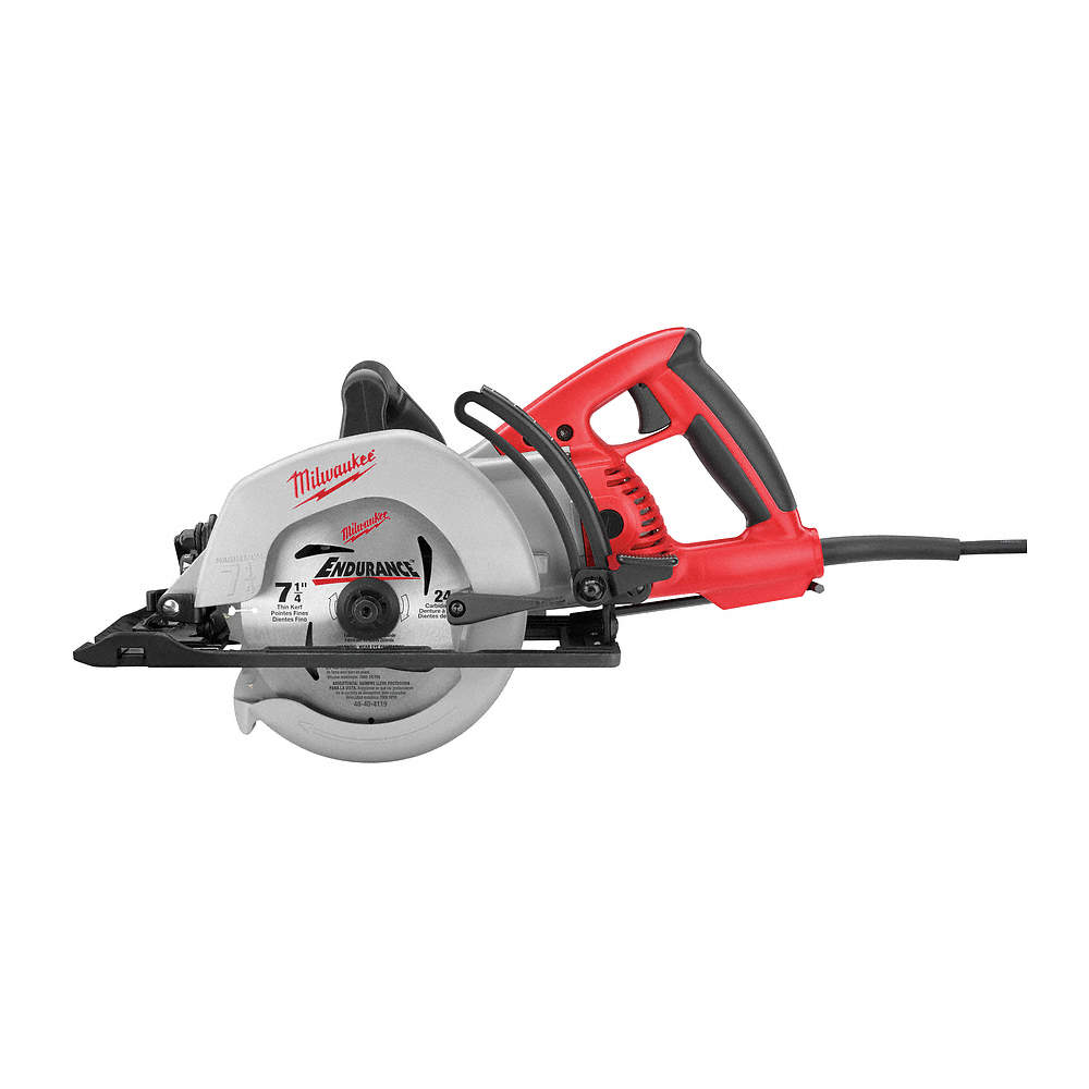 Milwaukee 7 14 worm drive circular saw 4400 no load rpm 150 zoom outreset put photo at full zoom then double click greentooth Images