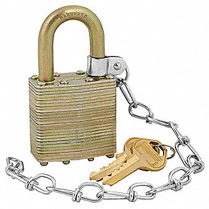 shackle lock how to use