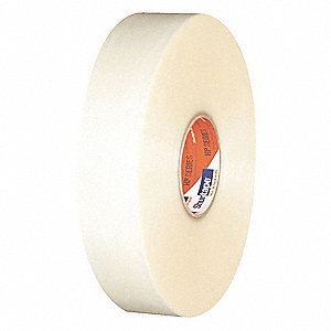 Polypropylene Carton Sealing Tape, Hot Melt Resin Adhesive, 48mm X 914m, 6 PK