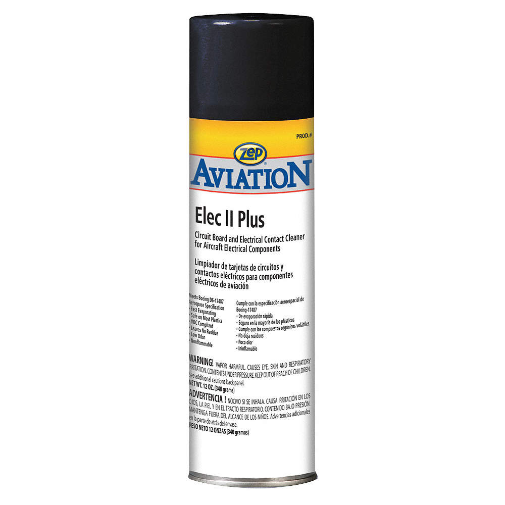Zep Aviation Contact Cleaner 12 Oz Aerosol Can Ethereal And Circuit Board Zoom Out Reset Put Photo At Full Then Double Click