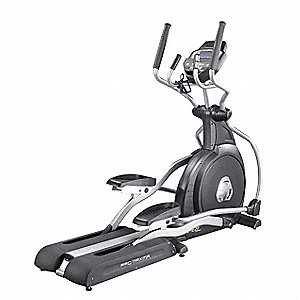 "78"" x 28"" x 67"" Elliptical with Self Powered Alternator Drive System and 450 lb. Max. Weight"