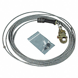 FAST LINE GALV CABLE KIT 85FT