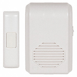 Wireless Doorbell Chime w/Receiver
