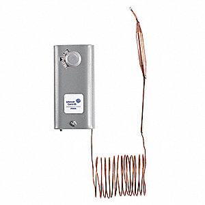 Line Volt Mechanical Tstat for Heating and Cooling, 120 to 277VAC
