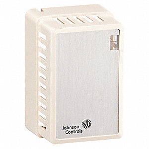 Pneumatic Thermostat Cover,White