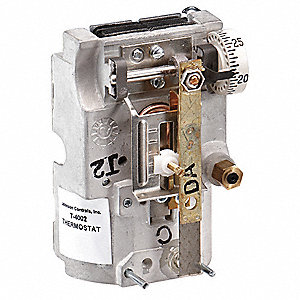 Pneumatic Thermostat,DA,12 to 30C