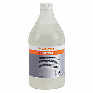 Weld Cleaning Electrolyte,50.7 oz.