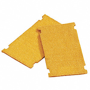 Cleaning Pads,3.54 x 1.97 x 0.08,PK10