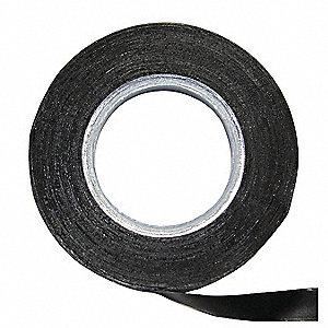 Magna visual chart tape 1 4 in w x 27 ft l black 38y329 ct8 b