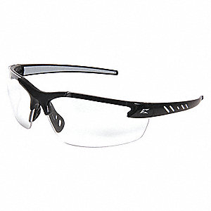 Safety Glasses,Clear 1.5,Scrtch-Rsstnt