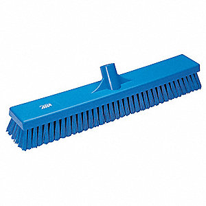 BROOM PUSH BLUE