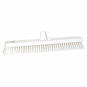 "19""L Polyester Replacement Brush Head Deck Scrub Brush, Not Included"
