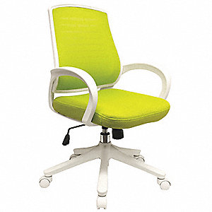 Office Chair,Apple Green
