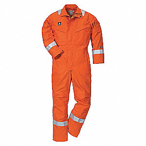 COVERALL FR ORG-44