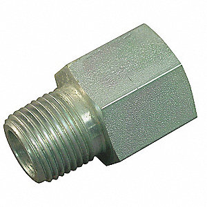 MNPT to FNPT Reducer Pipe Thread Hydraulic Hose Adapter