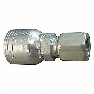 "Tube Fitting,3/8"" Hose,1/4""Tube"