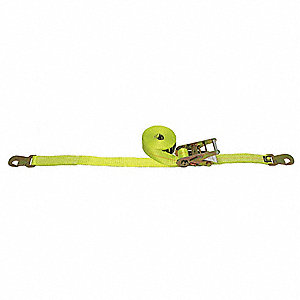 Tiedown,RtchtStrapAsmbly,1600 lb,Snap Hk