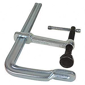 Sliding Arm Bar Clamp,20 Max. Jaw Opening (In.),2660 Nominal Clamping Pressure
