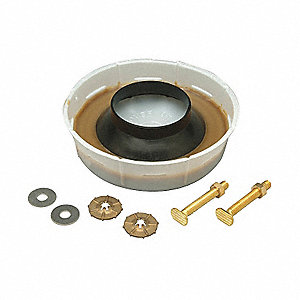 Closet Bolt Wax Ring Kit