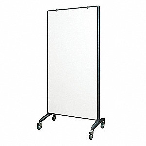 "37"" x 74"", 1-Panel Room Partition"