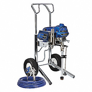 Airless Paint Sprayer,Cart,0.54 gpm