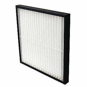 24x24x4 Synthetic Pleated Air Filter with MERV 8