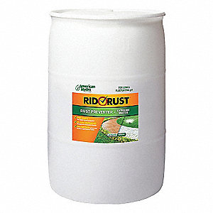 30 gal. Rust Preventor and Inhibitor, 1 EA