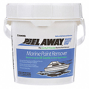 Peel Away Marine Safety Strip, 1 Gal