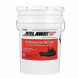 Peel Away Marine Strip, 5 Gal