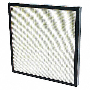 15-7/8x15-7/8x1-1/8 MERV 16 HEPA Prefilter For Use With Mfr. No. F284, Frame Included: Yes
