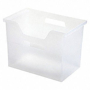 File Box,Clear