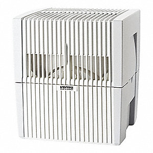 Humidifier/Air Purifier,120V,White