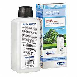 Humidifier Chemical,Cleaner,8.8 Oz.