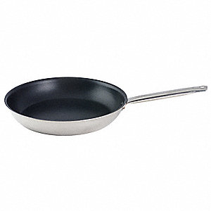 Stainless Steel Non Stick Fry Pan&#x3b; Capacity (Qt.): 1-1/2
