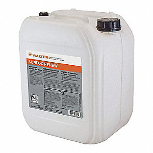 Acidic Cleaning Solution,5.2 gal.