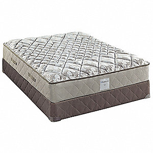 Bed Set,Twin XL,80in.Lx38in.Wx22in.H