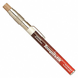 "Temperature Indicator Stick, 302°F Temp. Range, 3/8"" Tip Size"