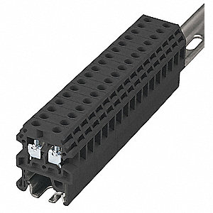 Terminal Block, 300VAC Voltage, 20 Amps, 12 AWG Max. Wire Size, 22 AWG Min. Wire Size