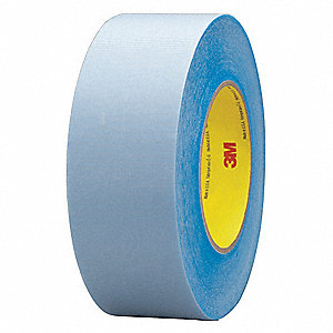 Cloth Tape,3 In x 36 yd,5 mil,White,PK24