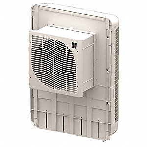 3200 cfm Direct-Drive Window Evaporative Cooler, Covers 1000 sq. ft.