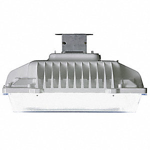 "19"" x 19"" x 7-4/5"" LED Garage Light with 4500 Lumens"