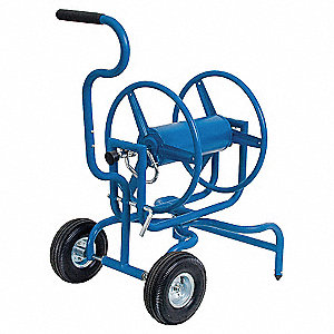 Swivel Hose Cart,400 Ft.