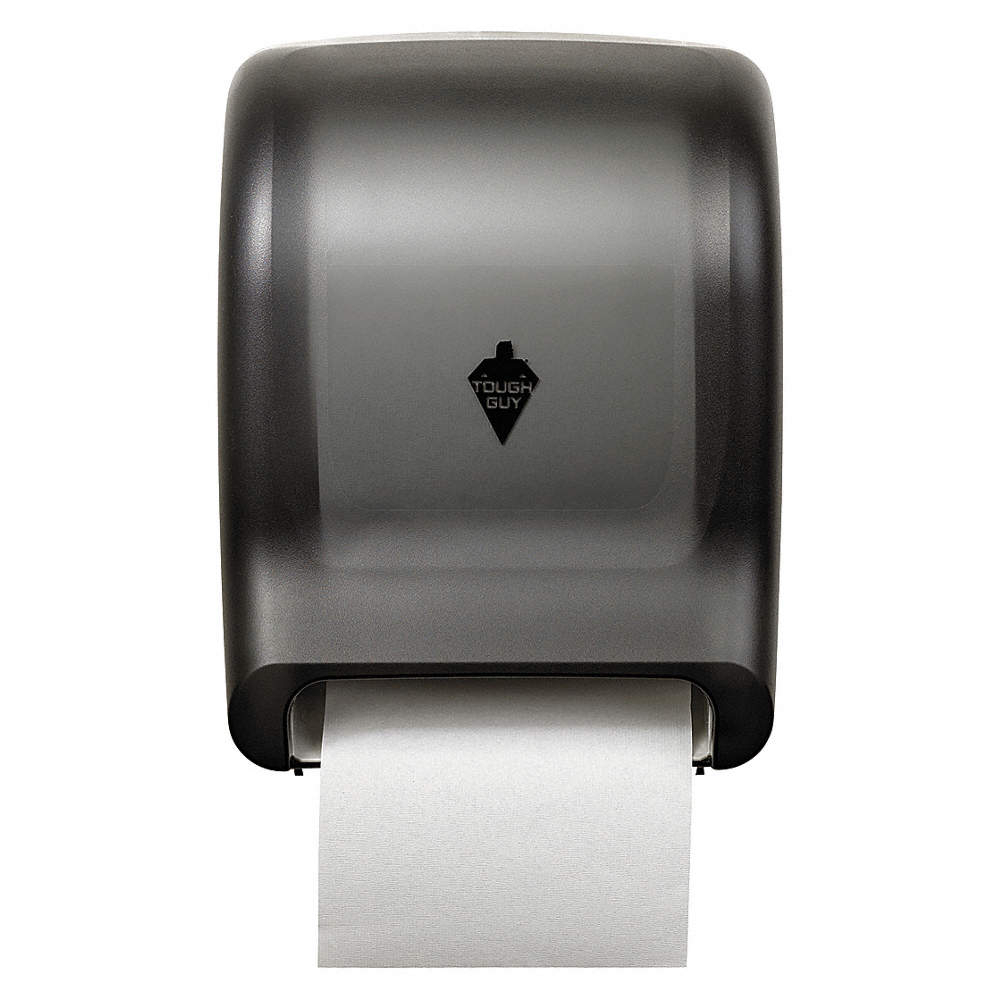 zoom outreset put photo at full zoom then double click tough guy proprietary hardwound automatic paper towel dispenser - Paper Towel Dispenser