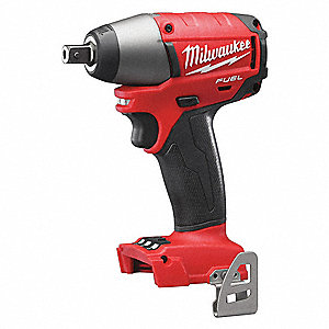 Cordless Impact Wrench,18.0V,6 in. L