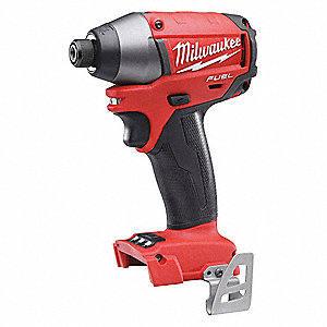 "1/4"" Cordless Impact Driver, 18.0 Voltage, 1800 in.-lb. Max. Torque, Bare Tool"