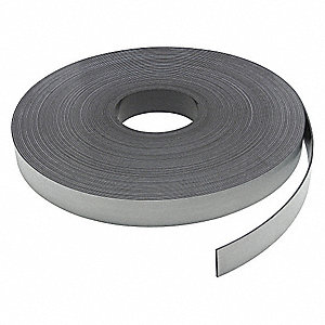 Magnetic Strip,Indoor/Outdoor,100 ft.