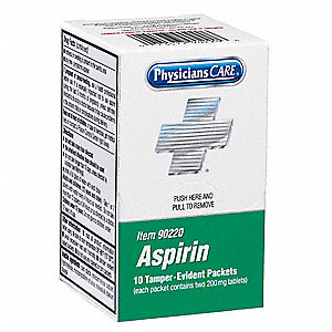 Aspirin Tablet&#x3b; PK20