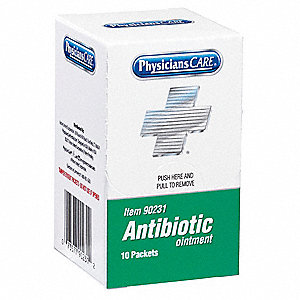 Triple Antibiotic, 0.9g Packet