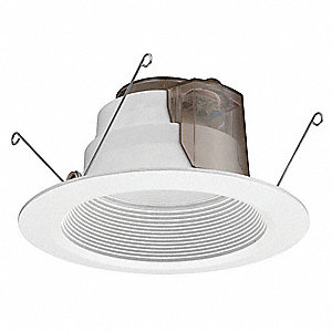 "6"" Dimmable LED Can Light Retrofit Kit; Lumens: 725, Voltage: 120, Watts: 12.7"