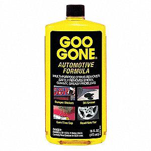 goo gone multi purpose remover automotive 16 oz 39f170 2083 grainger. Black Bedroom Furniture Sets. Home Design Ideas
